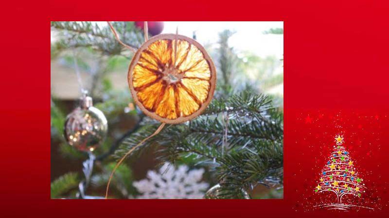 Adorna tu árbol de Navidad de manera ecológica