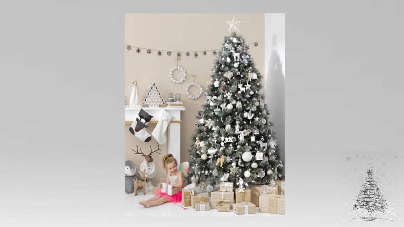 Te enseñaremos como decorar tu árbol de Navidad