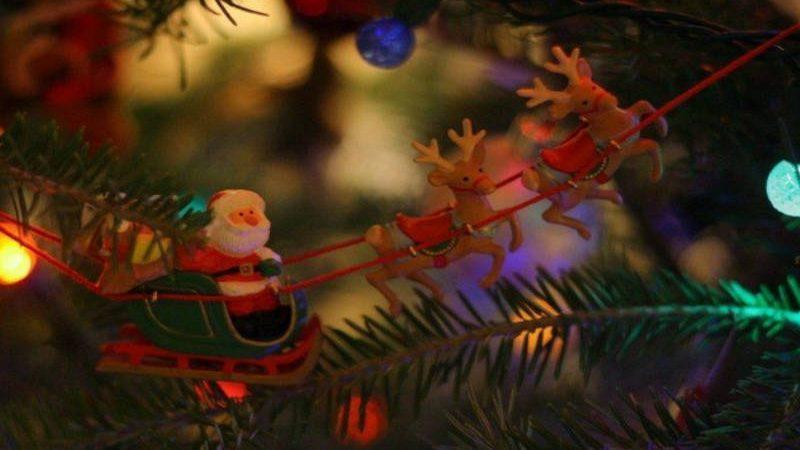 Como saber dónde colocar nuestro árbol de Navidad