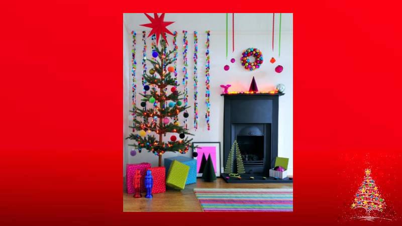 Ponle todo color a tu Navidad