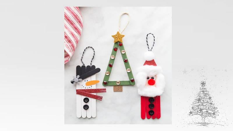 Manualidades navideñas con nuestros niños