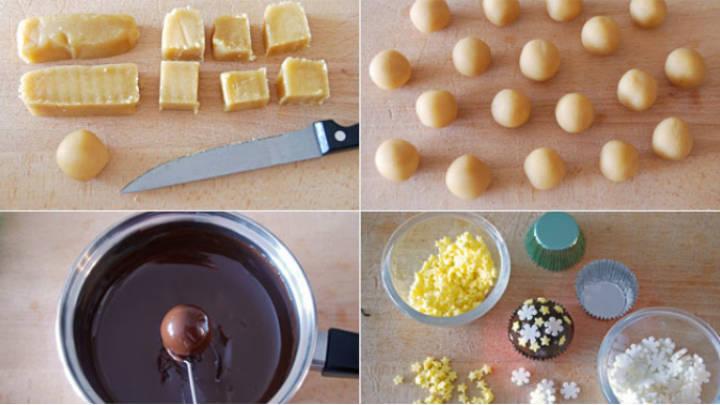 Un proceso de preparación sencillos y deliciosos