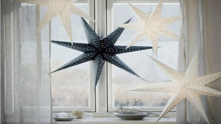 Los cielos iluminan las estrellas de nuestra decoración