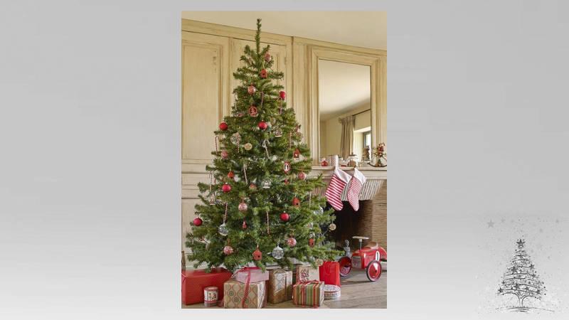 Como decorar árbol de Navidad
