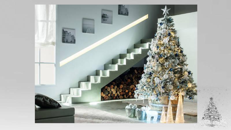 Cómo decorar árbol de Navidad