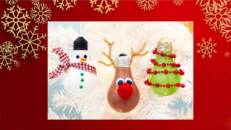 Bombillas de Navidad