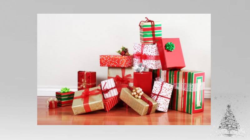 Regalos en Navidad con poco presupuesto